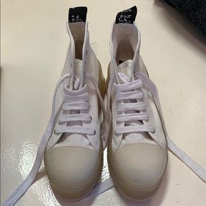 Zara High Top Sneaker/Boot